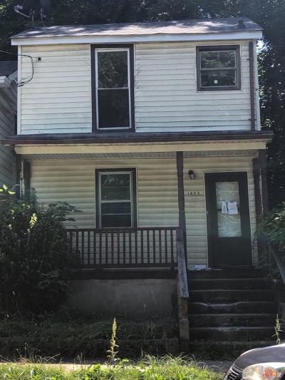 Lynchburg Single Family Home For Sale: 1403 Monroe Street