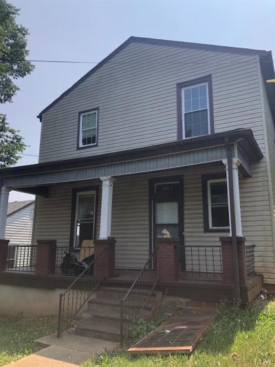 Lynchburg Single Family Home For Sale: 1807 Floyd Street