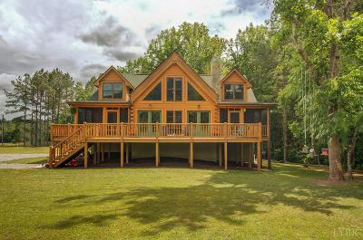 Bedford Single Family Home For Sale: 1708 Sharps Mountain Road