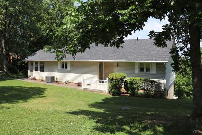 Bedford County Single Family Home For Sale: 1029 Bluebeard Place