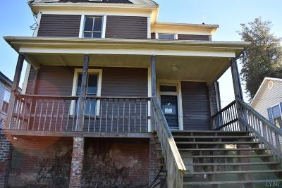 Lynchburg Single Family Home For Sale: 304 Walnut Street