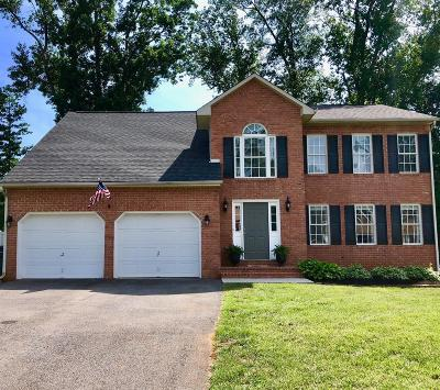 Bedford County Single Family Home For Sale: 1105 Woods End Lane