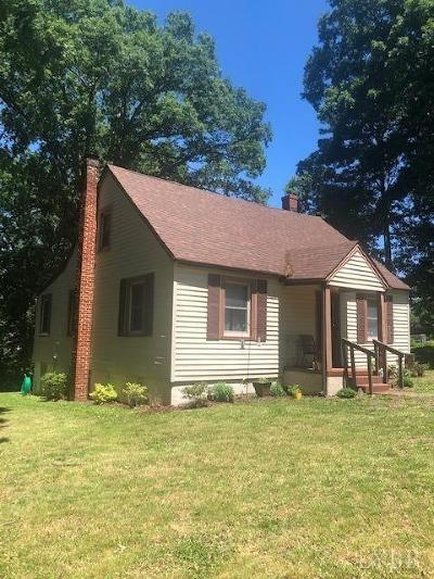 Campbell County Single Family Home For Sale: 110 Carson Street