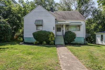 Lynchburg Single Family Home For Sale: 2406 Fairview Avenue