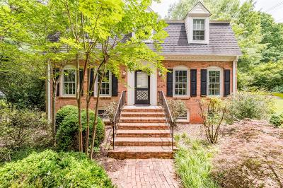 Lynchburg Single Family Home For Sale: 4704 Locksview Road