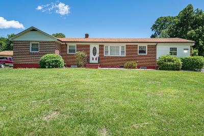 Madison Heights Single Family Home For Sale: 114 Patterson Dr