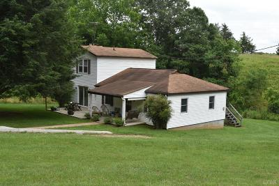 Amherst Single Family Home For Sale: 477 Turkey Mountain Road