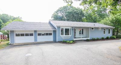 Forest Single Family Home For Sale: 117 Bumgarner Drive
