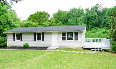 Campbell County Single Family Home For Sale: 910 Cozy Hill Lane