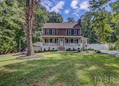 Bedford County Single Family Home For Sale: 305 Peters Drive