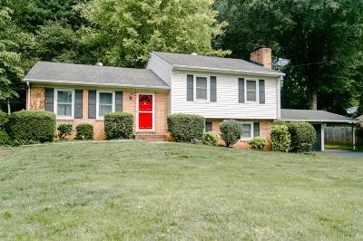 Lynchburg Single Family Home For Sale: 93 Wellington
