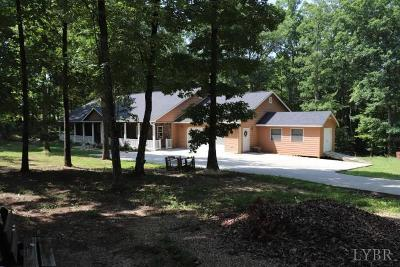 Bedford County Single Family Home For Sale: 2725 Tolers Ferry Road