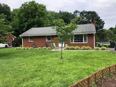 Bedford Single Family Home For Sale: 906 Morgan Street