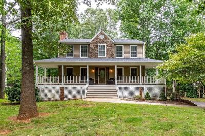 Bedford County Single Family Home For Sale: 196 Hounds Run