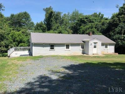 Campbell County Single Family Home For Sale: 103 Quarry Lane