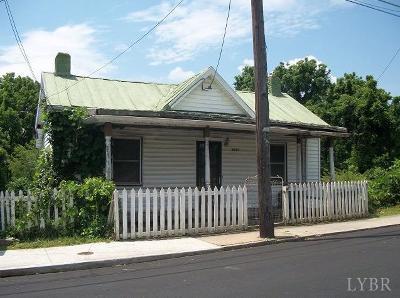 Lynchburg Single Family Home For Sale: 2231 Popler Street