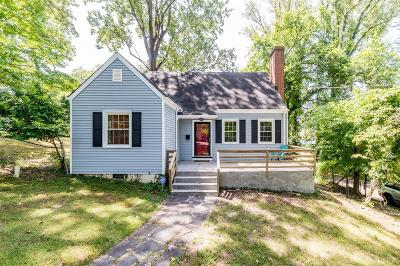 Lynchburg Single Family Home For Sale: 2911 Duval Place