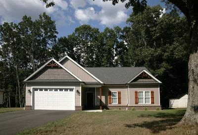 Forest Single Family Home For Sale: 1258 Gladden Circle
