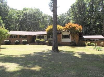 Forest Single Family Home For Sale: 10433 E Lynchburg Salem Turnpike