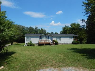 Bedford Single Family Home For Sale: 1740 Shiloh Church Road