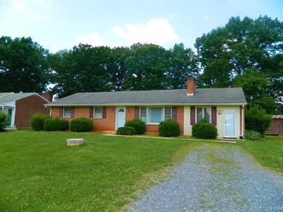 Forest Single Family Home For Sale: 375 Jefferson Manor Drive