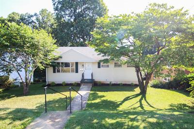 Lynchburg Single Family Home For Sale: 706 Crestwood Circle