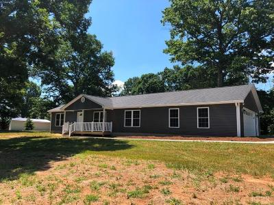 Bedford Single Family Home For Sale: 3615 Shingle Block Road