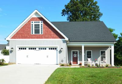 Single Family Home For Sale: 1041 Hupps Hill Lane