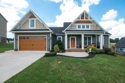 Goode Single Family Home For Sale: 1268 Battlefield Road