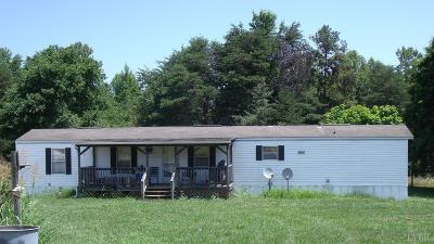 Nathalie VA Single Family Home For Sale: $189,900