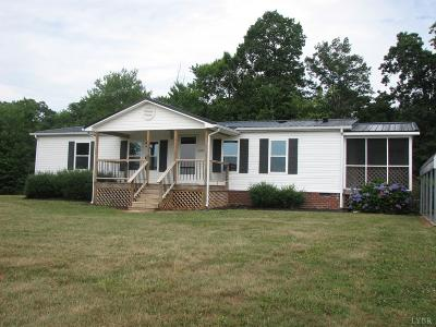 Bedford Single Family Home For Sale: 2053 Bunker Hill Loop