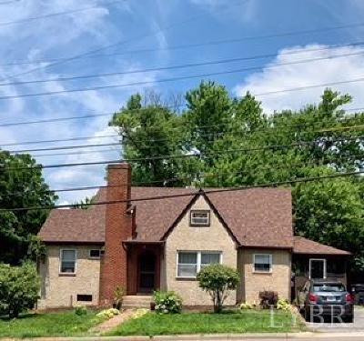 Bedford Single Family Home For Sale: 715 E Main Street