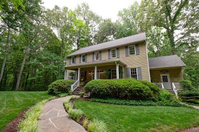 Lynchburg Single Family Home For Sale: 142 Irvington Springs Road