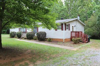 Forest Single Family Home For Sale: 4474 Blackwater Road