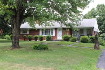 Bedford Single Family Home For Sale: 2162 Virginia Byway