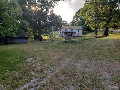 Bedford Single Family Home For Sale: 3275 Sharps Mountain Road
