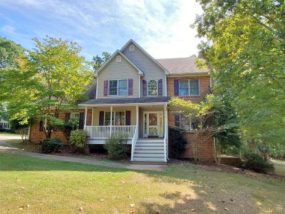 Lynchburg Single Family Home For Sale: 145 Marguerite Drive