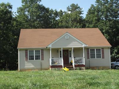 Single Family Home For Sale: 290 Beasley Road