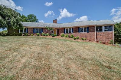 Forest Single Family Home For Sale: 207 Hitching Post Lane