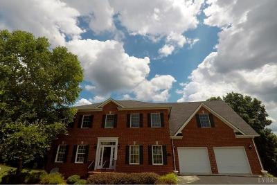 Forest Single Family Home For Sale: 1583 Ty Bluff Road