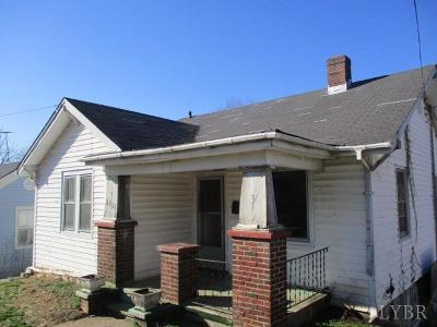 Lynchburg Single Family Home For Sale: 2221 Easley Avenue