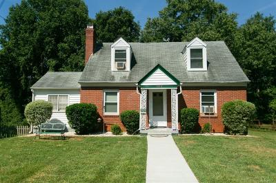 Lynchburg Single Family Home For Sale: 1003 Westview Drive
