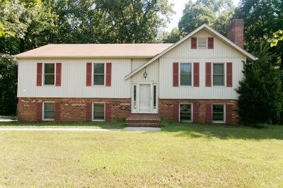 Lynchburg Single Family Home For Sale: 118 Wooldridge Circle
