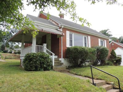 Lynchburg Single Family Home For Sale: 1321 Fort Manor Drive