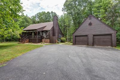 Forest Single Family Home For Sale: 105 Otterview Road