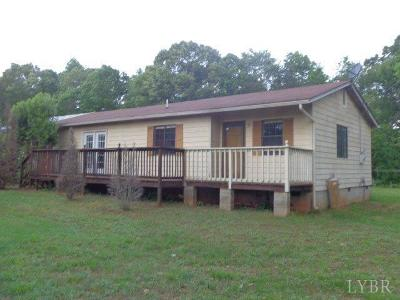 Monroe Single Family Home For Sale: 126 Page Road