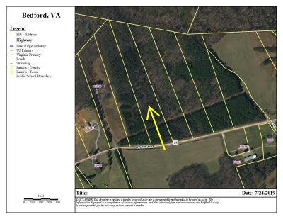 Huddleston VA Residential Lots & Land For Sale: $38,000