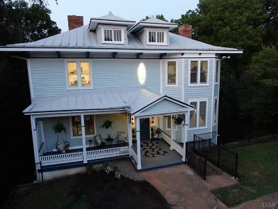 Lynchburg Single Family Home For Sale: 118 Madison Street