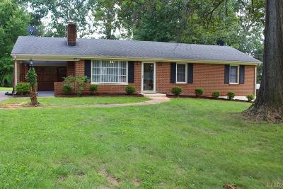 Madison Heights Single Family Home For Sale: 153 Laurel Drive
