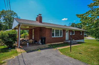 Forest Single Family Home For Sale: 320 Bumgarner Drive